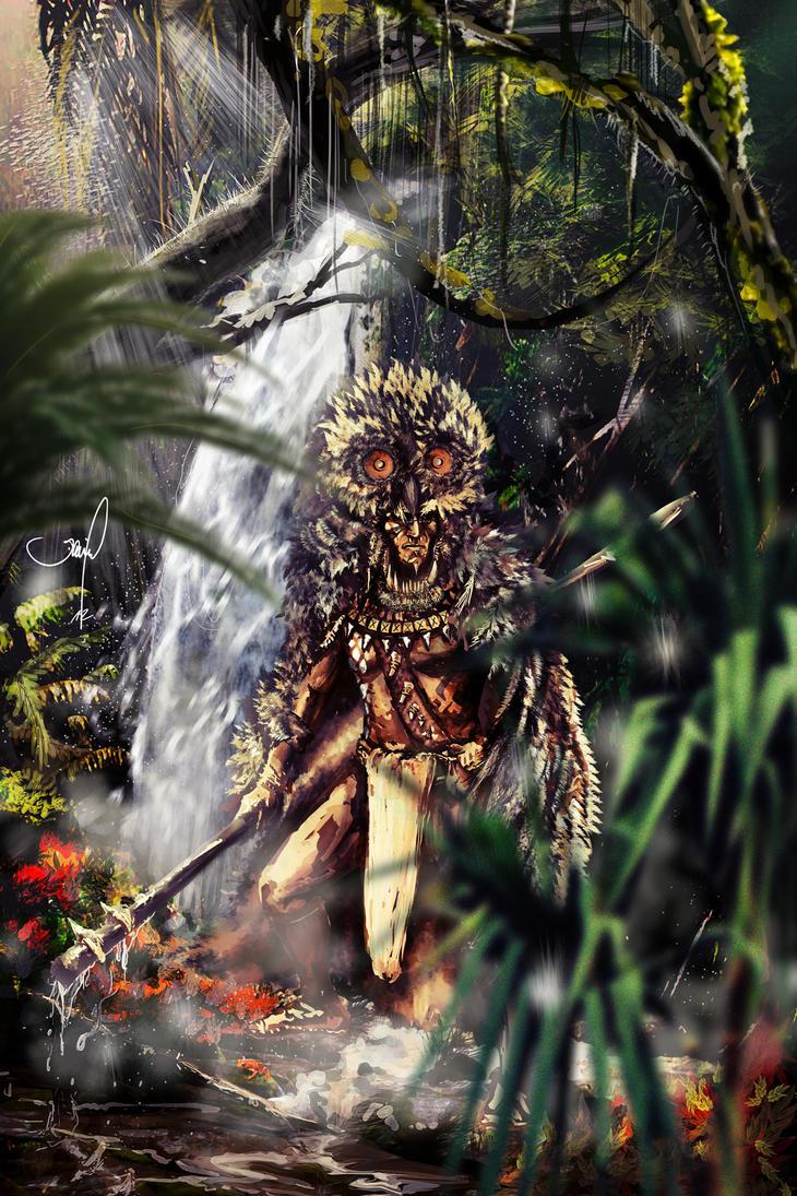 maya warrior 2 by danielgrell23