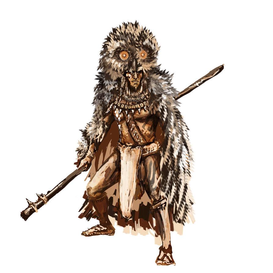 maya warrior 3 by danielgrell23
