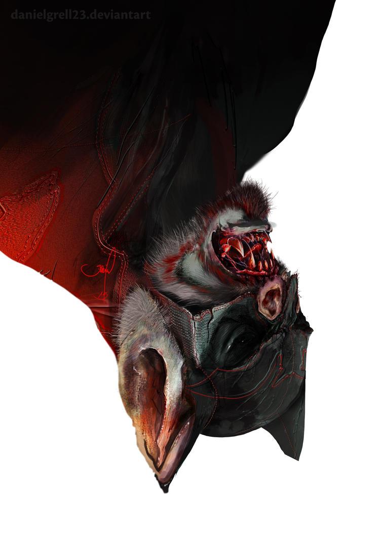 batman by danielgrell23
