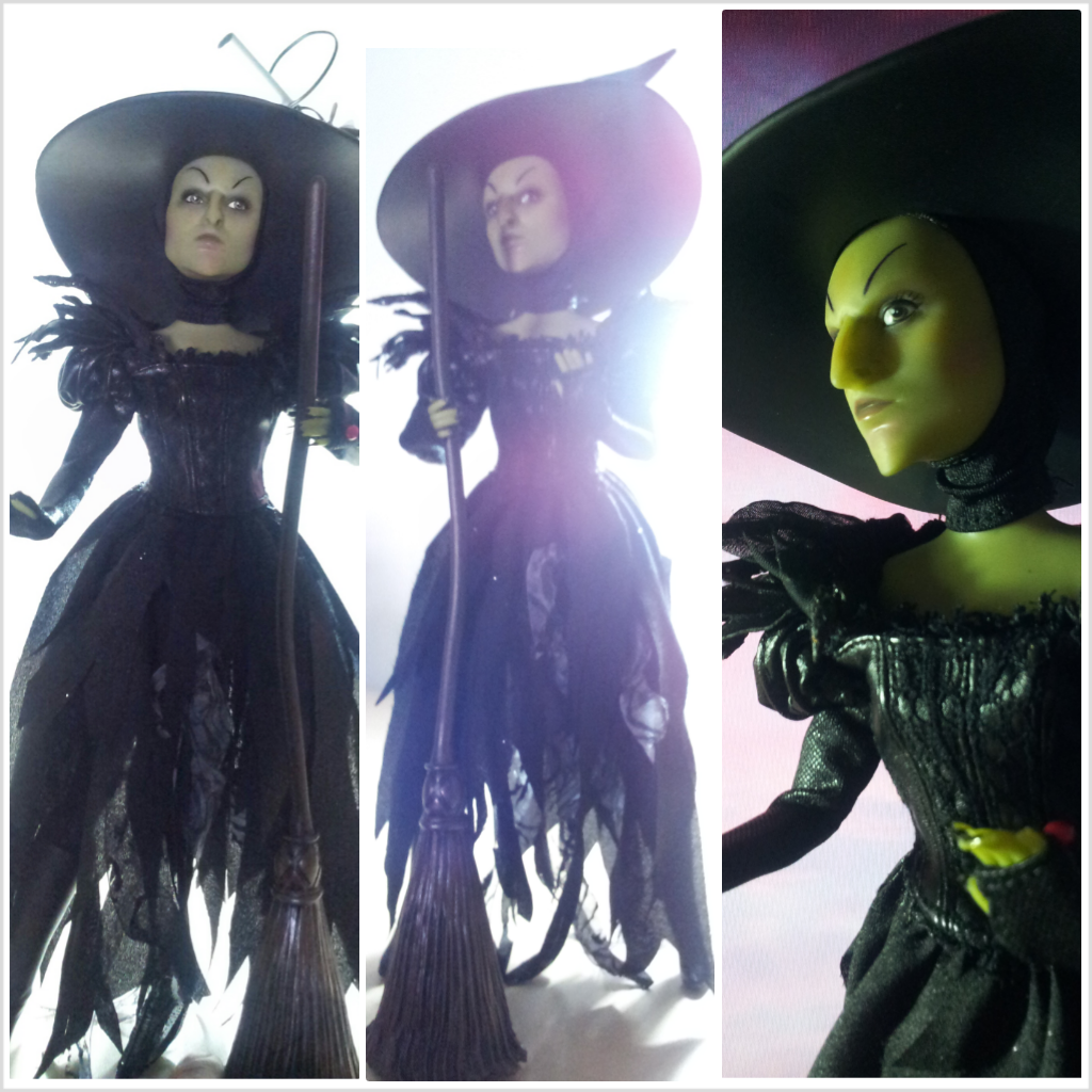 Oz the Great and Powerful - Wicked witch doll by YoadS-227 on ...