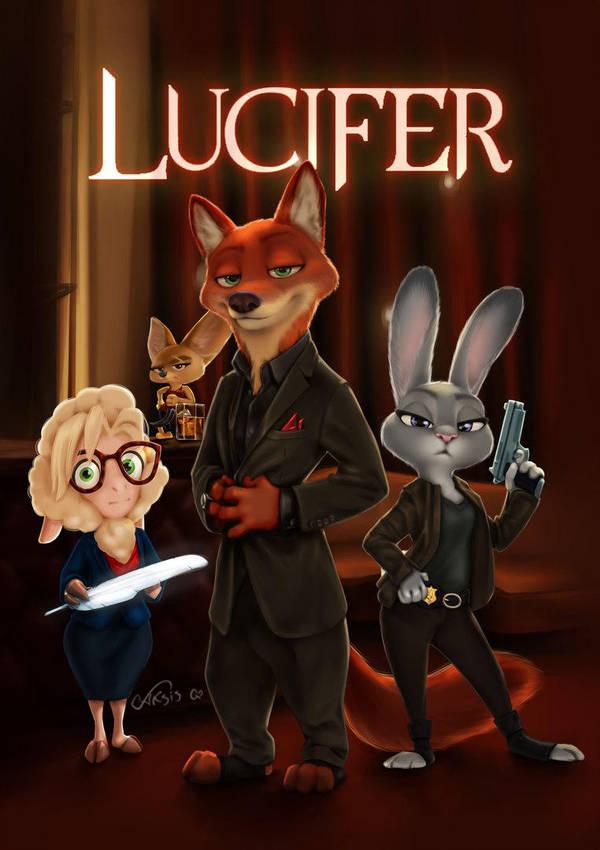 luciFox by AksisQo