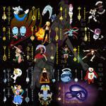 fairy tail celestial spirits