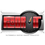 Floor It Logo