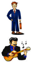Character Illustrations 2