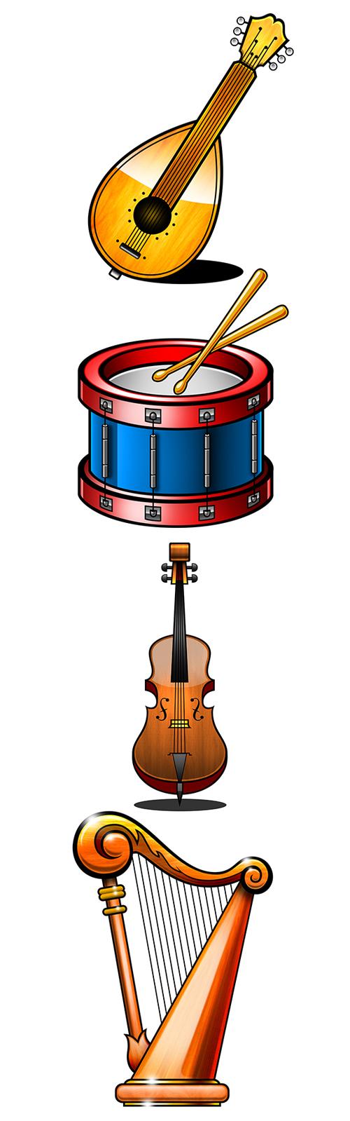 Music Illustrations