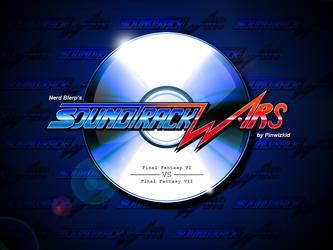Soundtrack Wars by Pinwizkid
