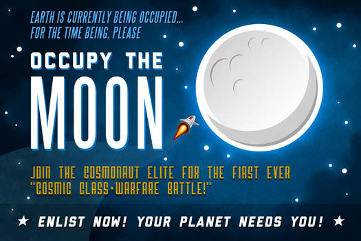 Occupy The Moon