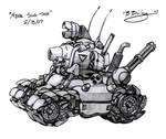 Metal Slug Super Vehicle 001