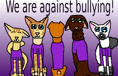 Spirit day Stand Up to Bullying