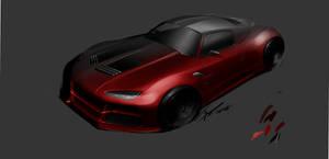 Bailey Blade XTR Concept art