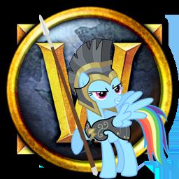 WoW Pony icon by Dalais