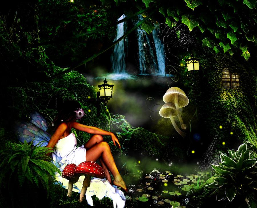 magic pond by focchia