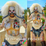Immortan Joe Gender bend Cosplay
