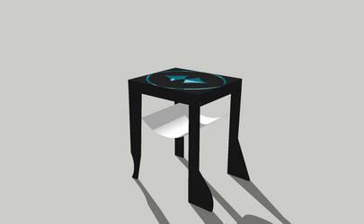 Bedside Table Prototype