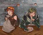 FE:A - Gaius and Stahl [Gift]