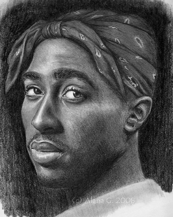 Tupac by wildestdreamz on DeviantArt