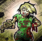 Zombie I Am by RedEyeLoon
