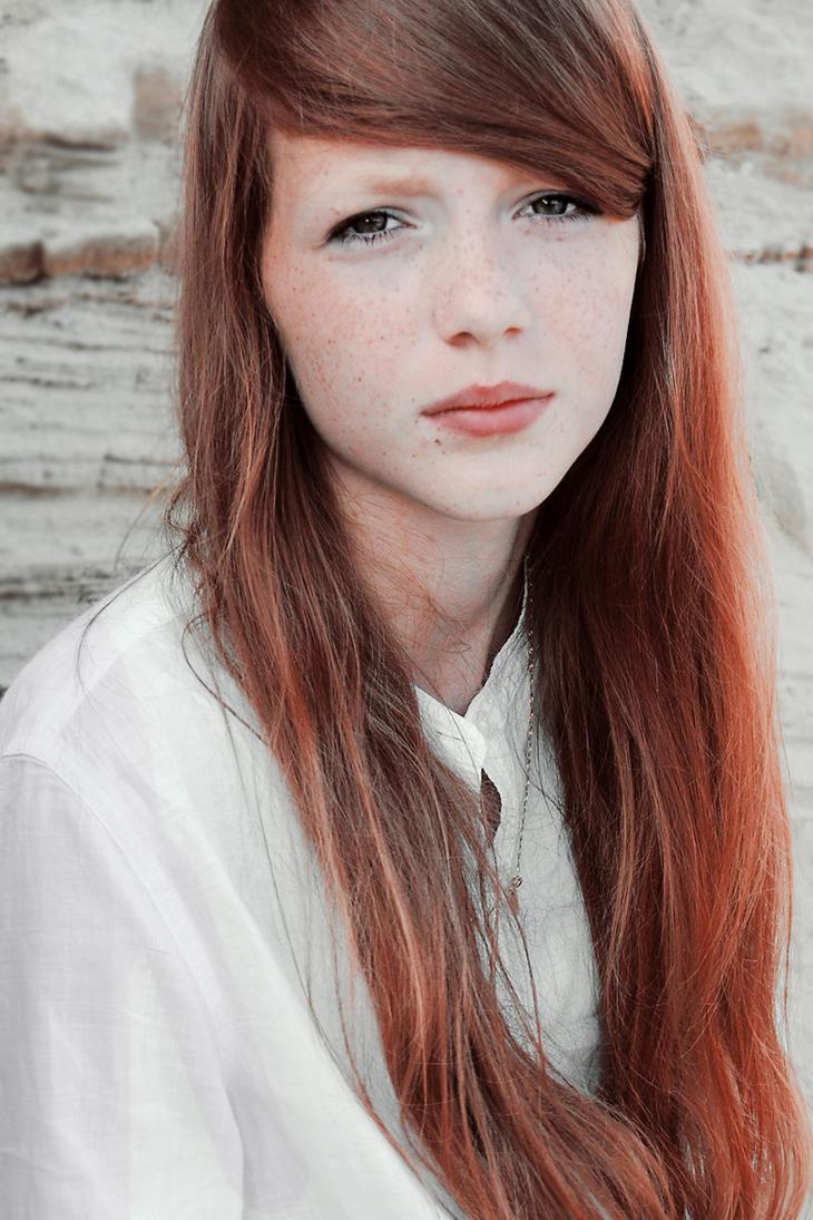 Views redhead teen 9