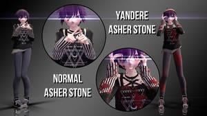 .: Asher Stone (OC) :.