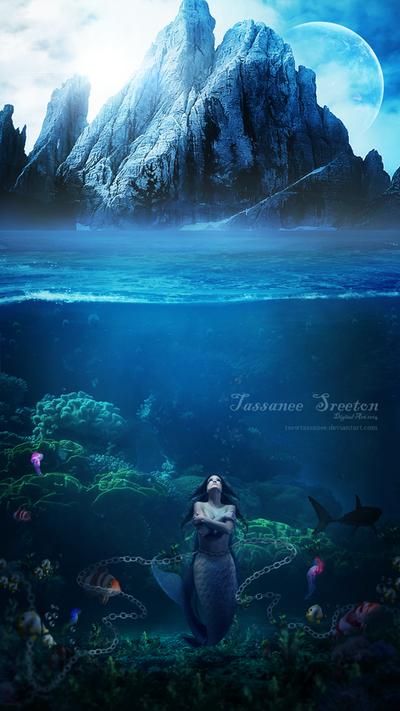 Mermaid by TaewTassanee