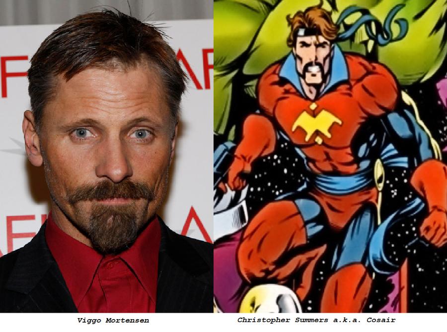 X Men First Class Havok X-Men Fan Cast Cosair ...
