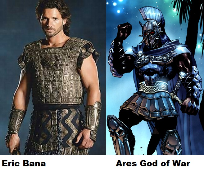 Wonder Woman Fan Cast: Ares V 1 by RobertTheComicWriter on DeviantArt