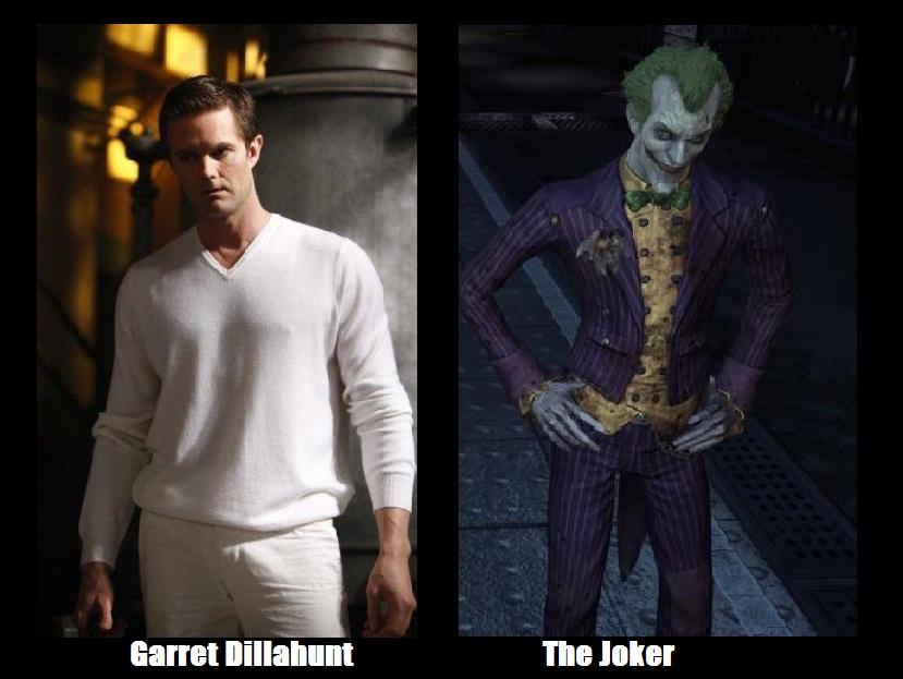 My fan-cast manip, Caleb Landry Jones as The Joker : batman