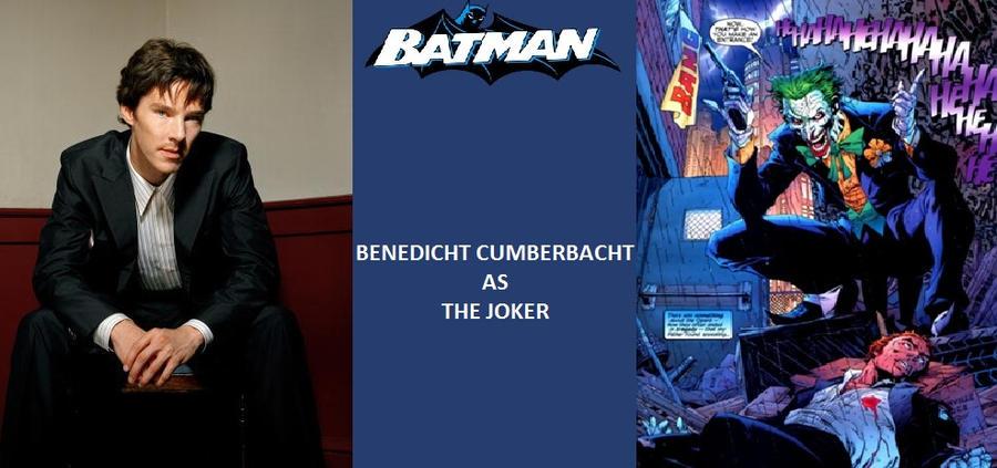 Gotham Knights T.V. Series Fan Cast - Joker V.1 by ...
