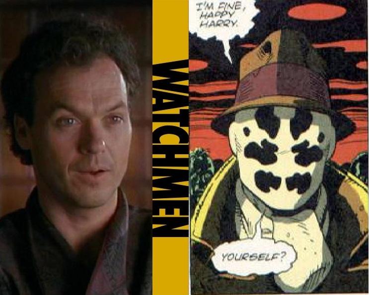 My 80 s Watchmen Film ...
