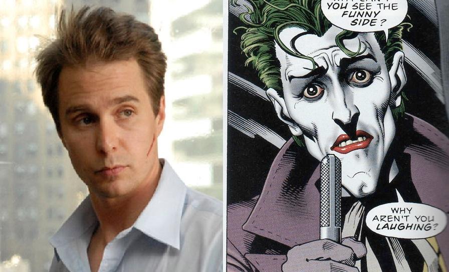 Justice League fan cast - The Joker by ShiyaHawk on DeviantArt