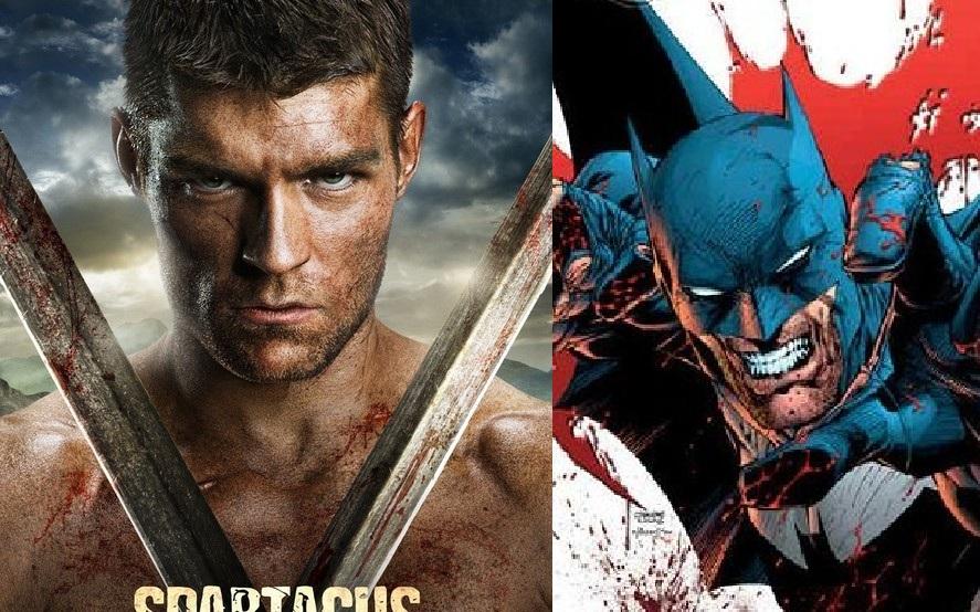 Batman/Bruce Wayne Reboot Choice: Liam McIntyre by ... Liam Mcintyre Aquaman
