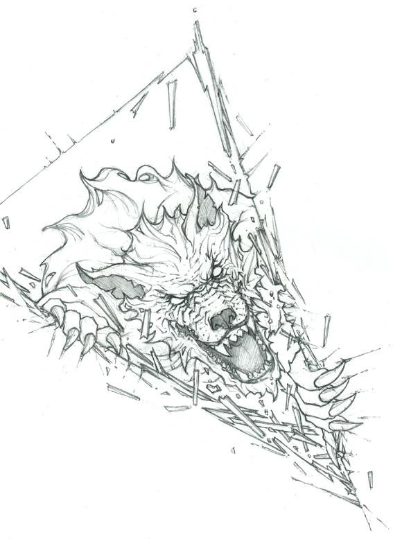 Werewolf by theopticnerve