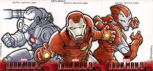 Iron Man 3 - The Iron Squad