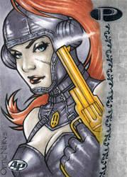 Marvel Premier - Exterminatrix Artist Proof by theopticnerve