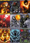 Marvel Masterpieces 2016 - Set 3 by theopticnerve
