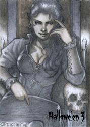 Hallowe'en 3 - Female Vampire