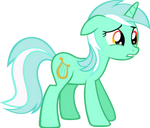 Lyra don't cry vector
