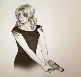 Tris - Divergent by mallikinney