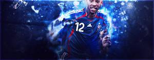 Thierry Henry | FootySig | WelcomeBack Mekz! by MekzGFX