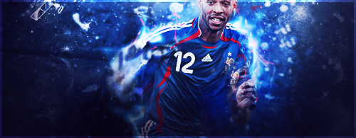 Thierry Henry   FootySig   WelcomeBack Mekz! by MekzGFX
