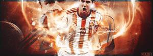 Leonel Messi   FootySig   FC Barcelona