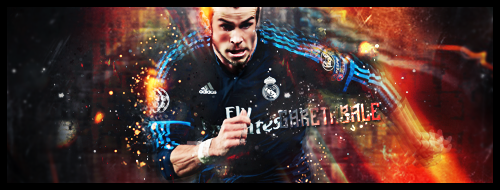 Gareth Bale | BRING BACK THE SOCCER GFX COMMUNITY by MekzGFX
