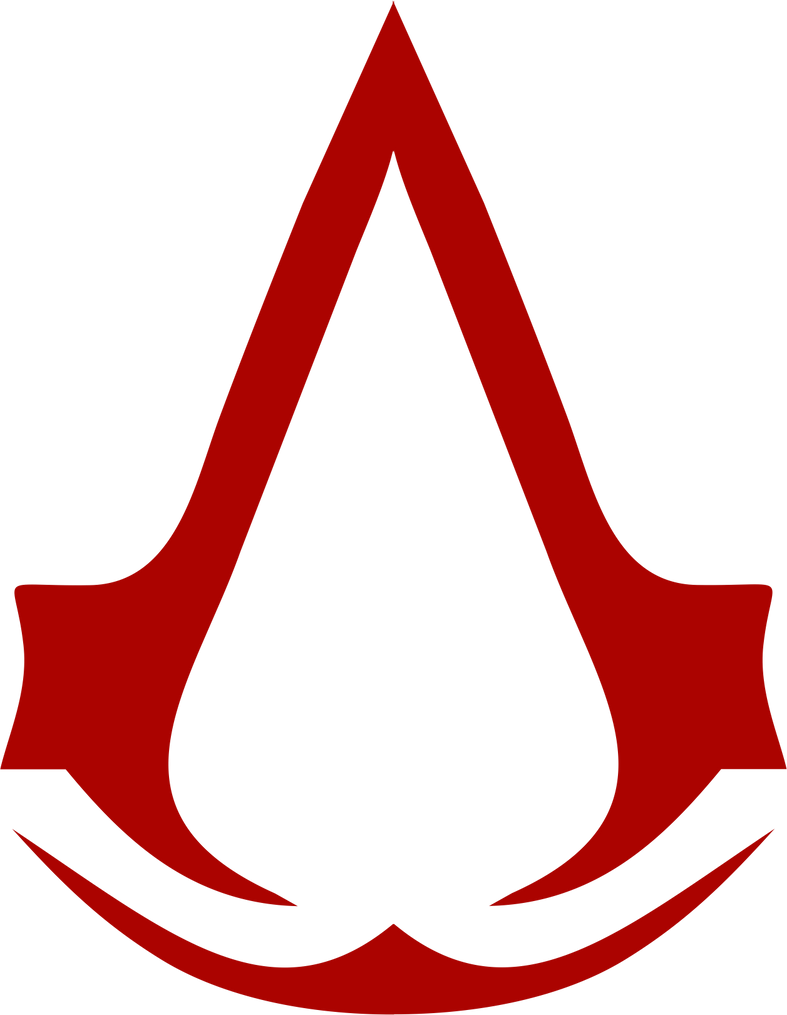 Assassins Creed logo PNG HD by Mrbside on DeviantArt: mrbside.deviantart.com/art/Assassins-Creed-logo-PNG-HD-257775132