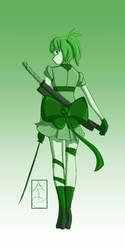 Green by HexCH