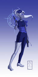 Blue by HexCH
