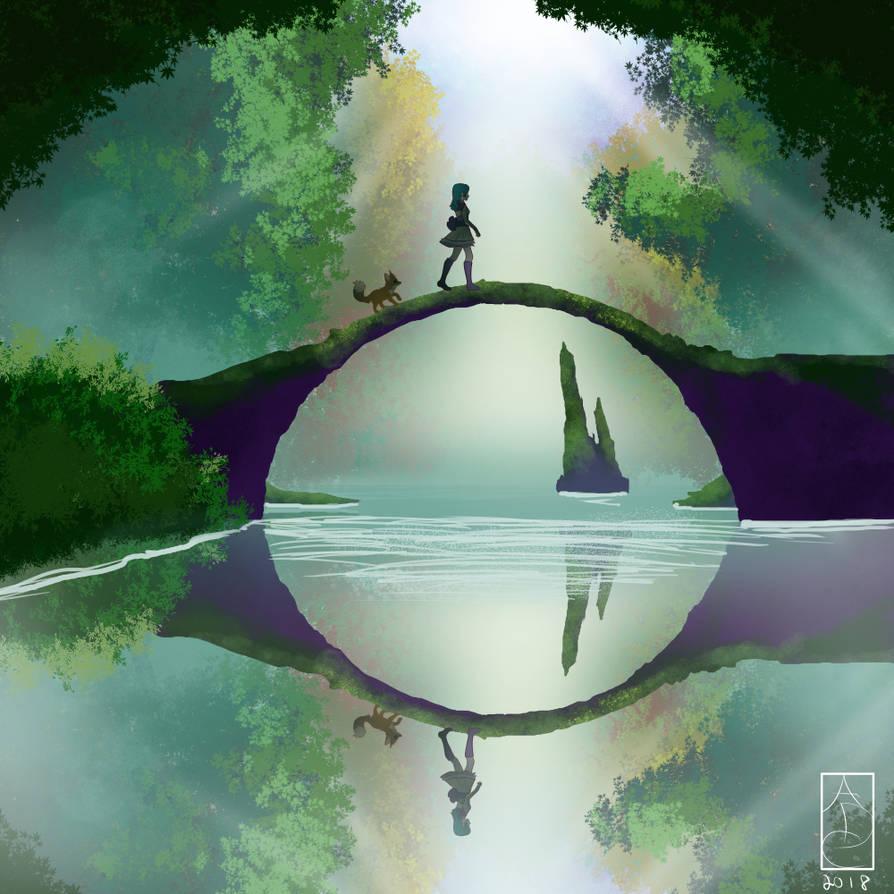 Last Girl Bridge by HexCH