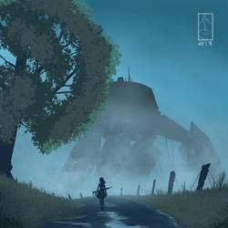 Last Girl Fog