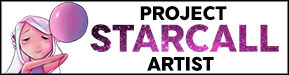 Starcall Artist Banner by sylessae