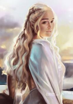 For The Throne [Daenerys Photostudy]