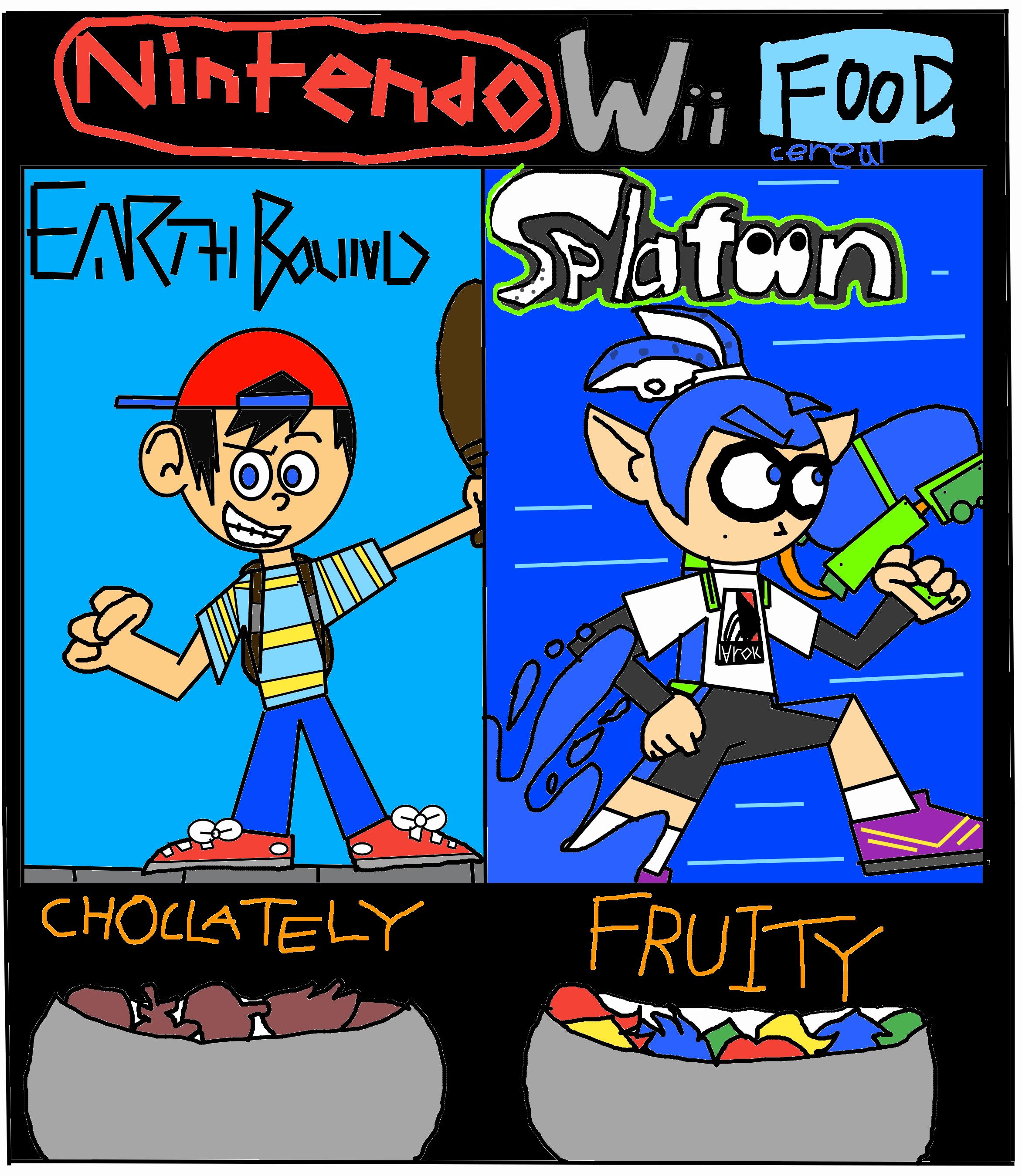 Nintendo Wii Food Cereal By 3dmarioworld On DeviantArt
